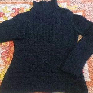 Jenne Maag designer Merino wool turtleneck